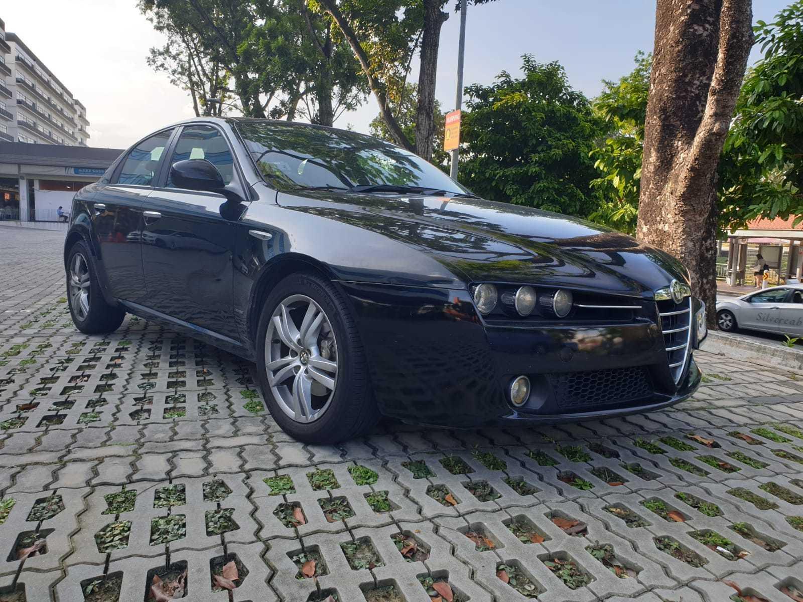 Alfa Romeo 159 *Lowest rental rates, good condition!