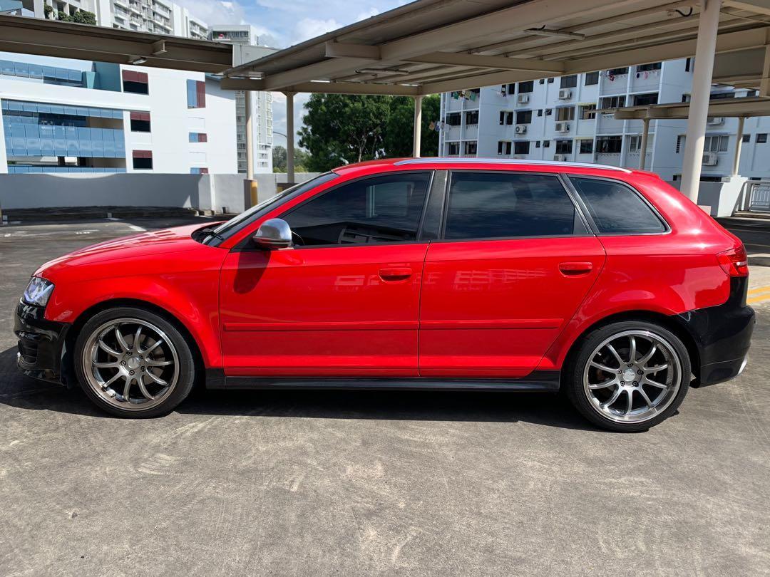 Audi A3 Auto Sportback 1.8