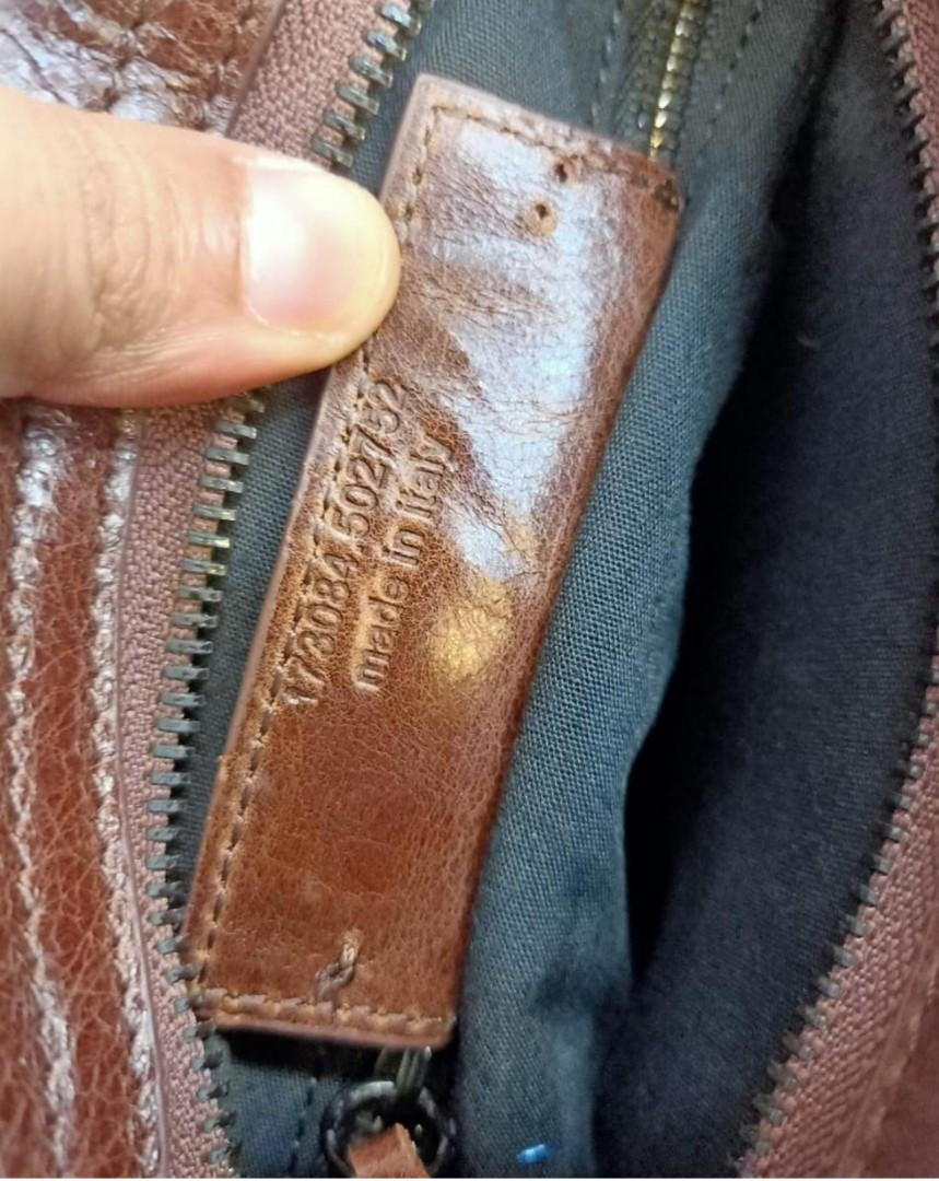 Balenciaga ori leater uk  28*20 ada card, no seri, tali panjang sesuai gambar