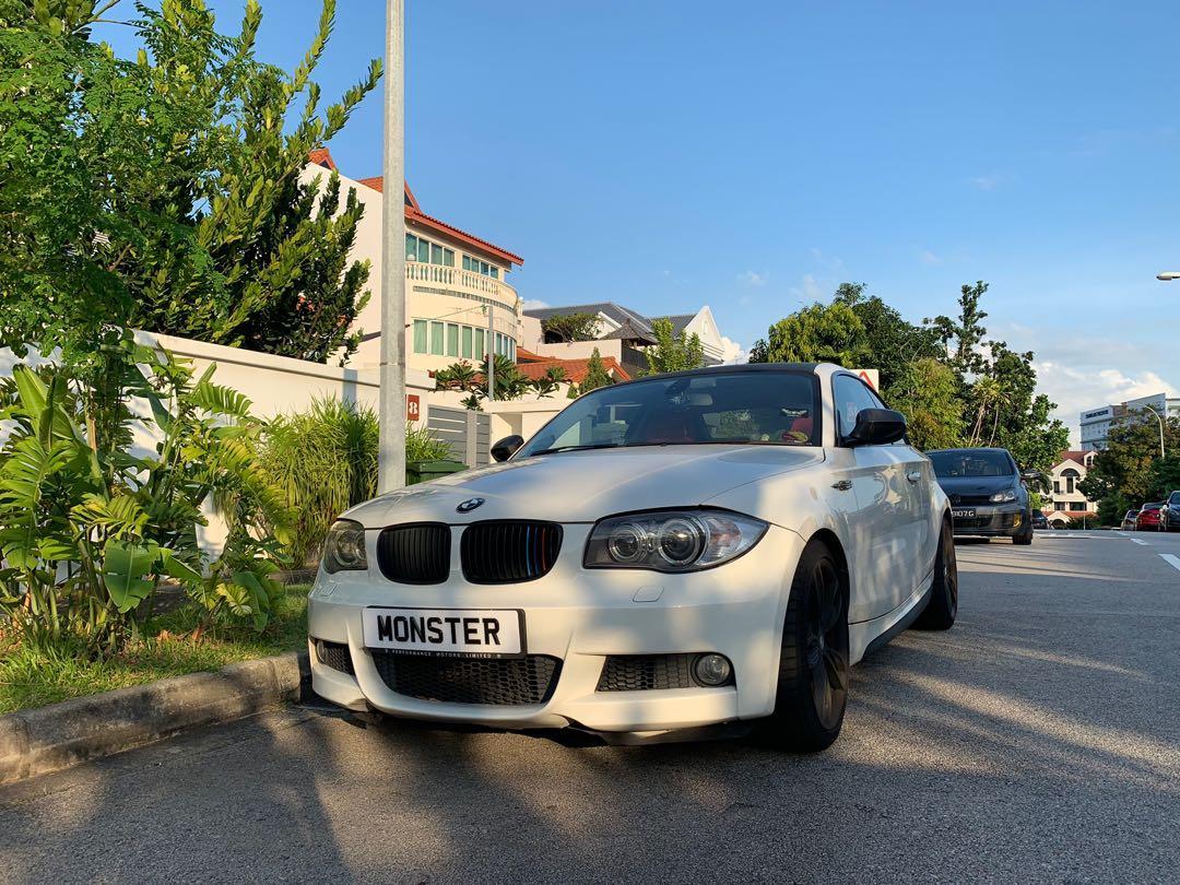 BMW 125i Coupe M Sport Auto