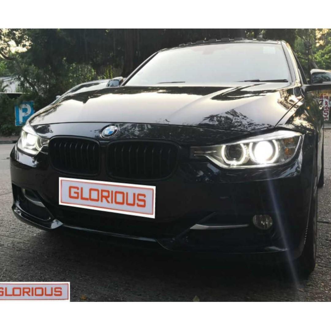 BMW 320D SALOON SPORT 2014