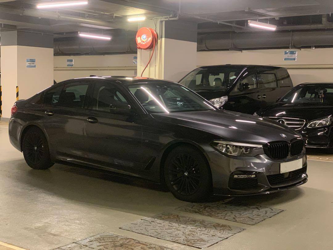 BMW 520I Facelift G30 (1997cc) 2018