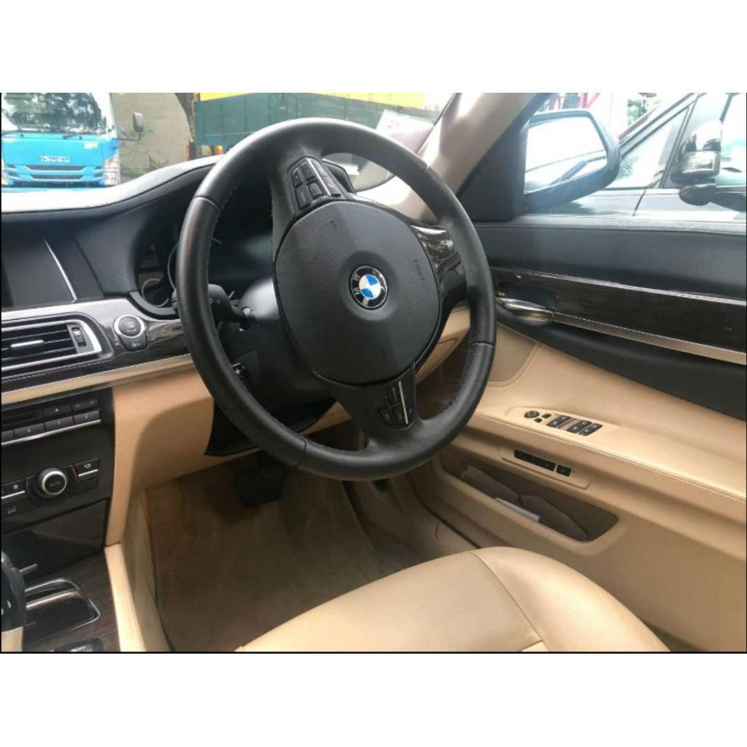 BMW 740LIA SALOON 2013