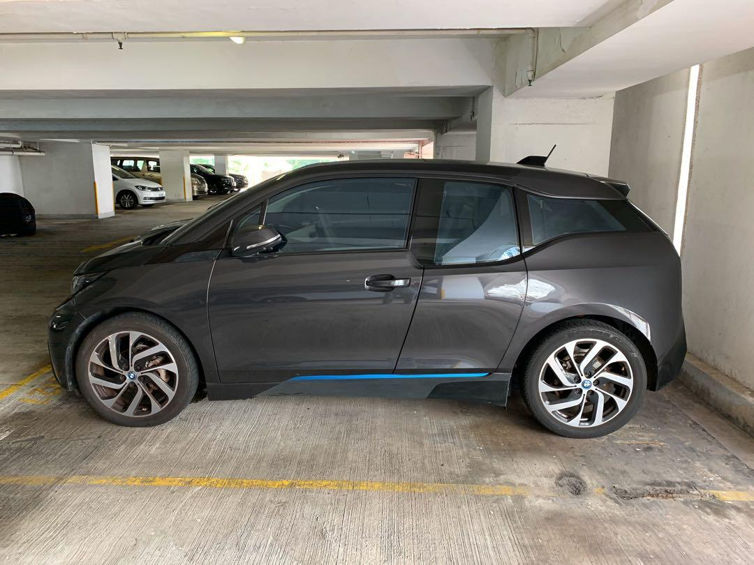 BMW I3 2014 Electric Vehicle