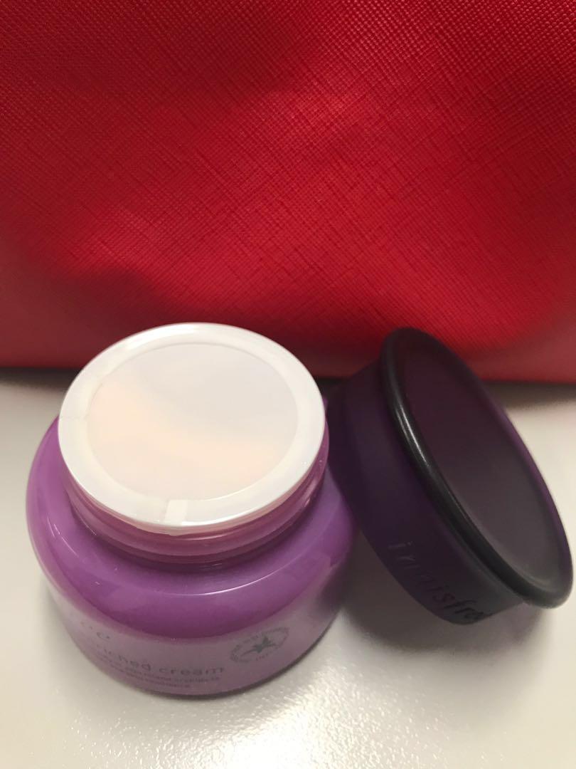 BN Innisfree korean brand Jeju Orchid enriches cream 50ml