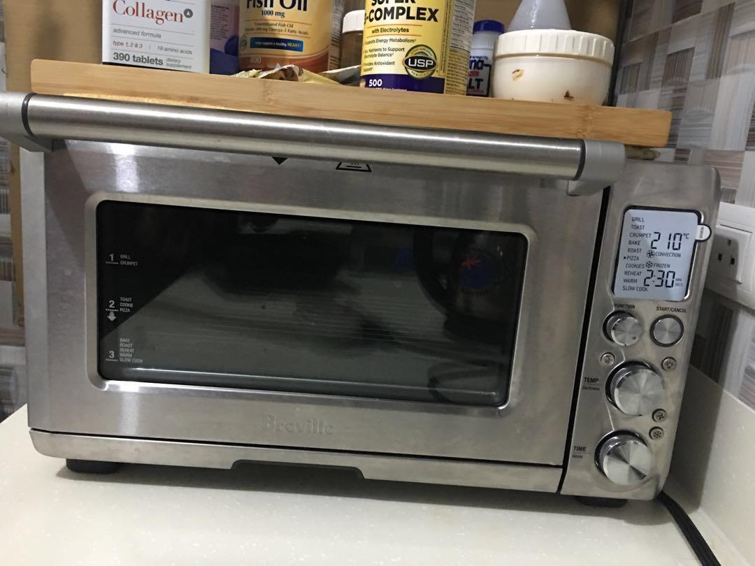 Breville Smart Oven Pro Bruin Blog