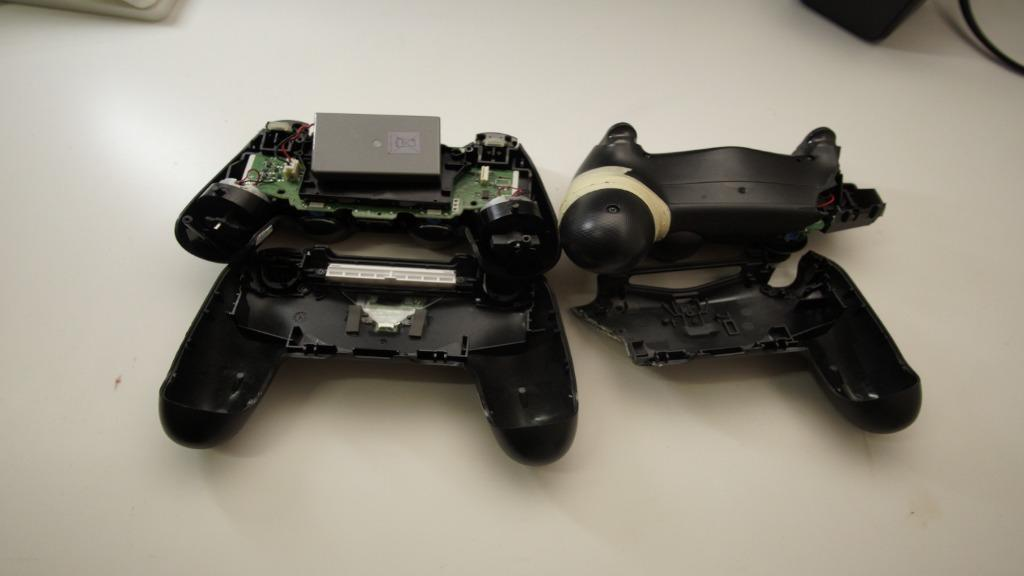 Broken PS4 Controller for Parts on Carousell