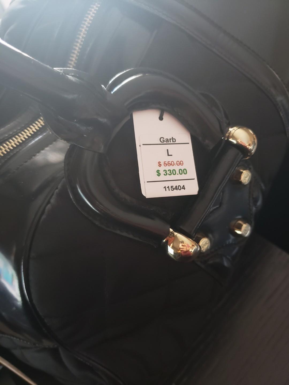 Burberry Manor Bag