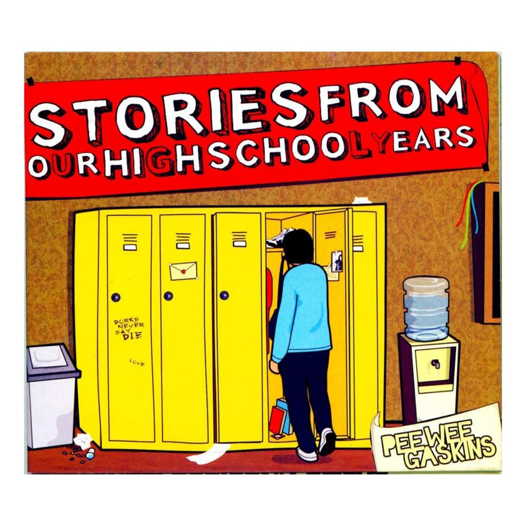 Cari : PEE WEE GASKINS - Stories from our high school years CD