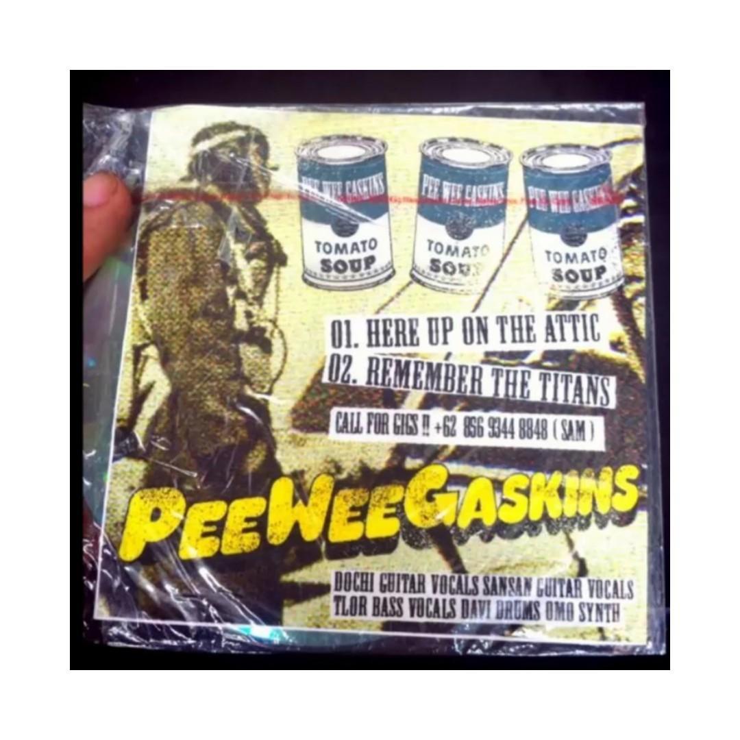 Cari : PEE WEE GASKINS - Tomato Soup DEMO CD