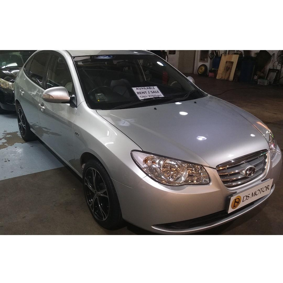 Cheapest Car Rent - Hyundai Avante With GOJEK rebate