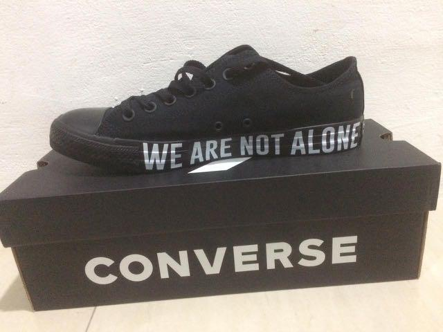 Converse Ctas Ox, Men's Fashion, Men's Footwear, Sneakers on