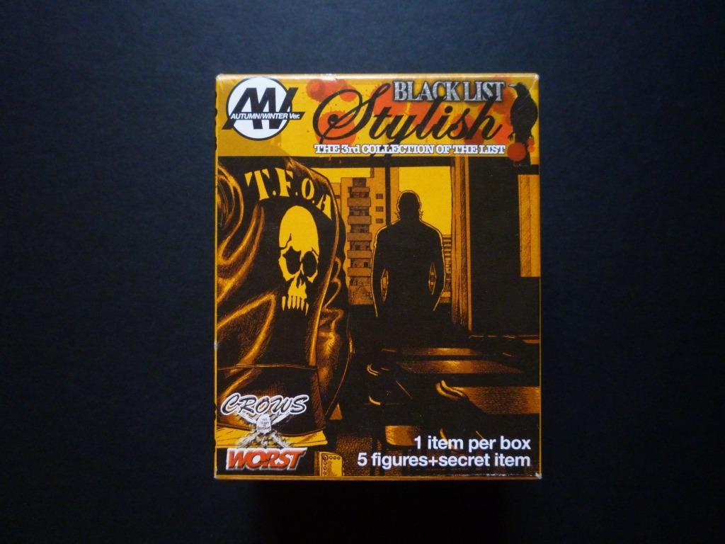 Crows×Worst Blacklist 3rd Stylish Autumn/Winter Ver. Figure