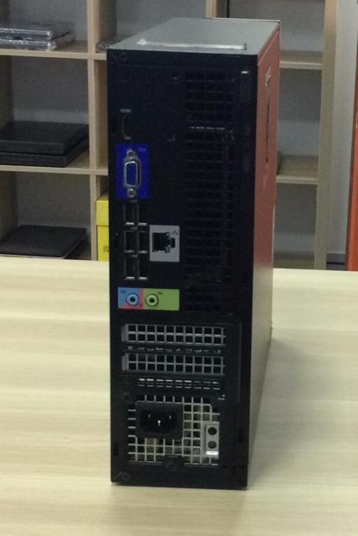 Dell Optiplex 3010 SFF - Core i5 3rd Gen Processor