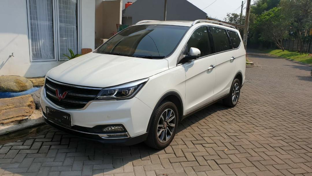 Dijual Wuling Cortez L lux + (7 seater) km rendah pemakaian terawat