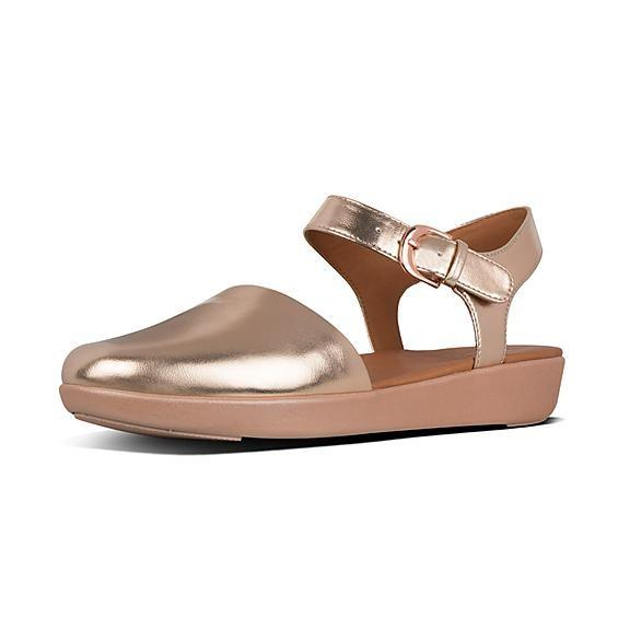 BN Fitflop Cova II Rose Gold (size US 8