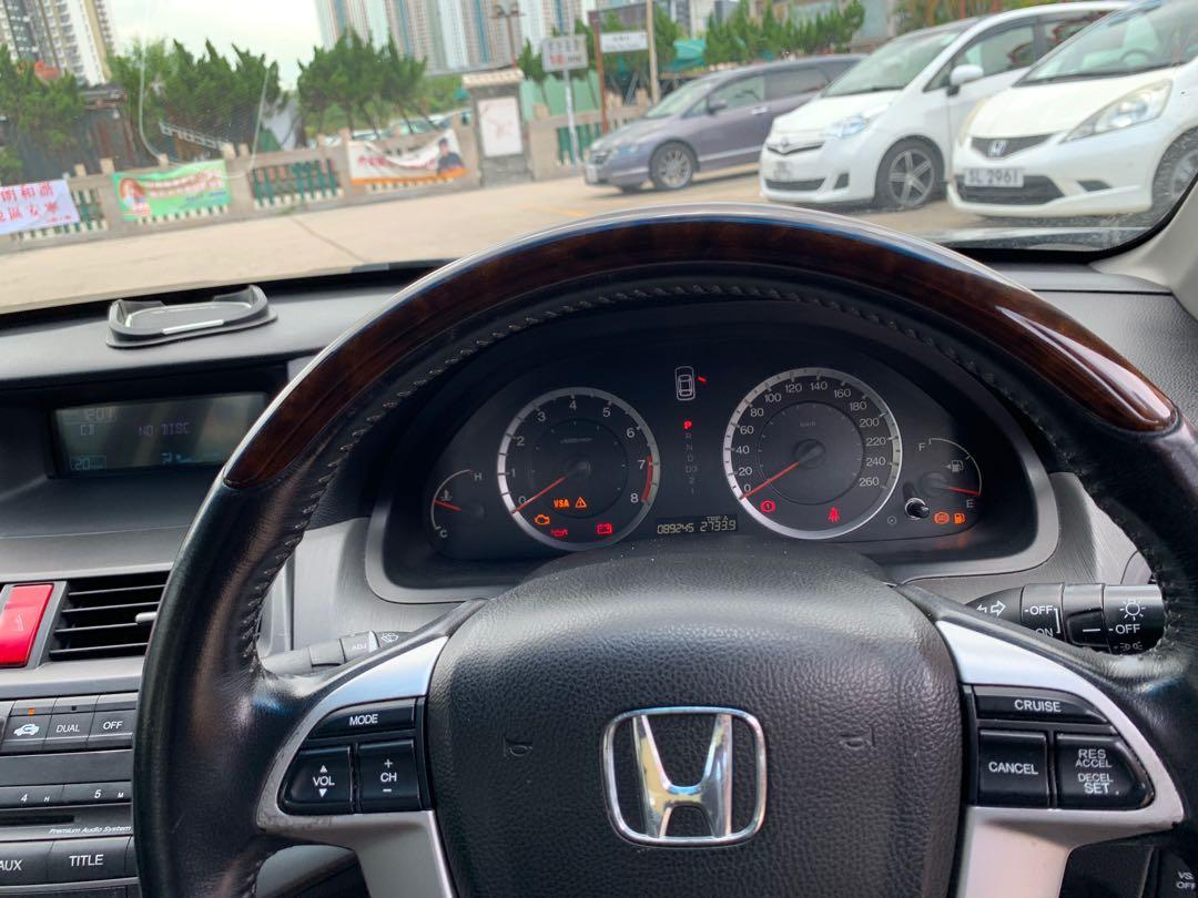 HONDA ACCORD 2.4 2008
