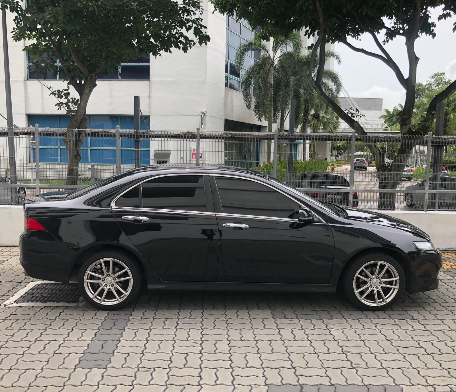 Honda Accord CHEAPEST RENTAL for Grab GoJek or Personal use