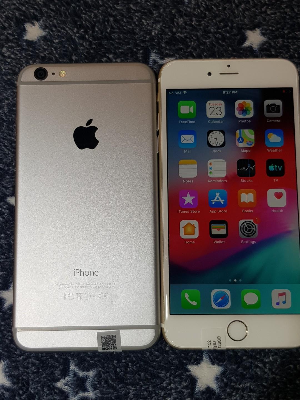 i phone 6plus 128GB