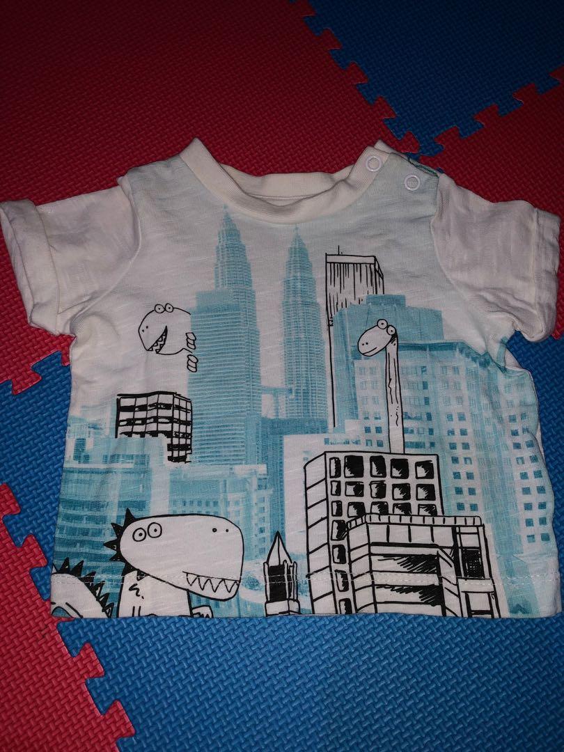 Kaos bayi mothercare