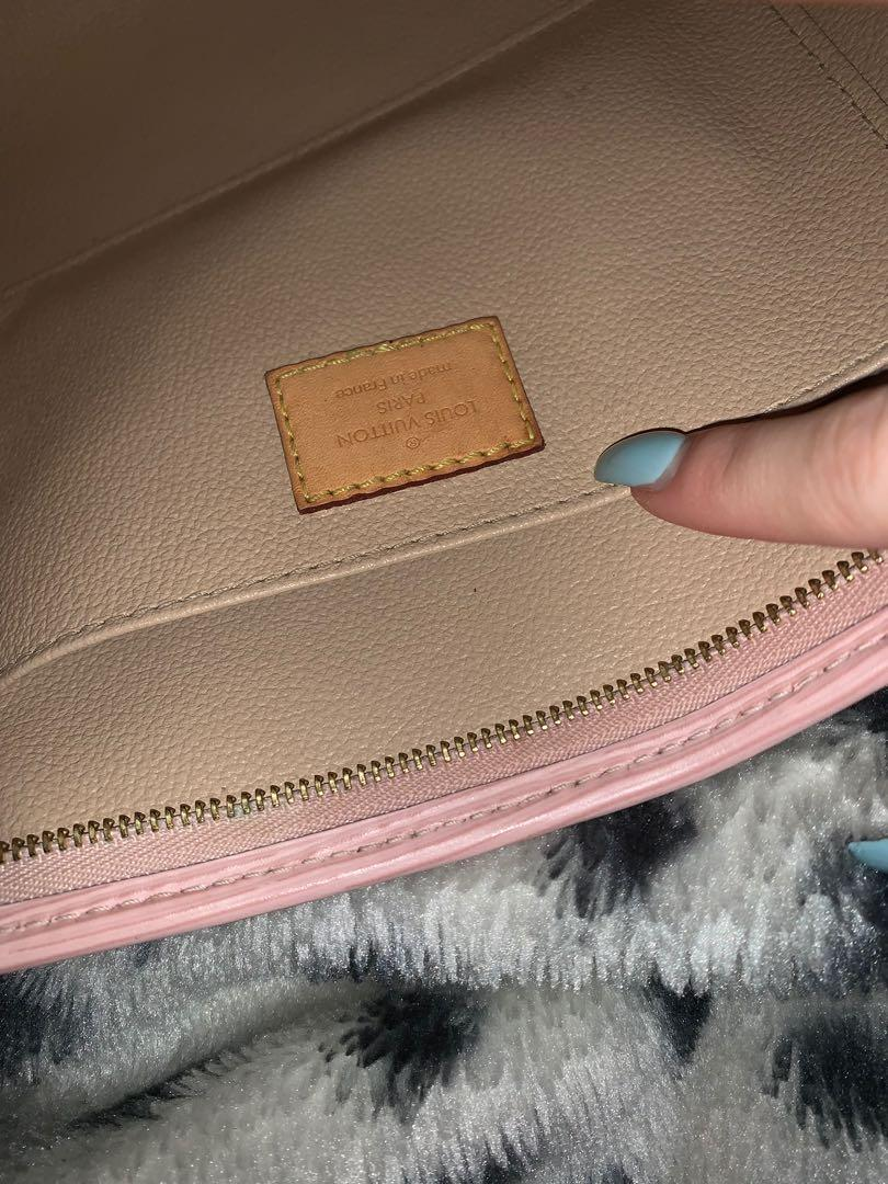 Loui Vuitton 26 toiletry pouch interested in swapping