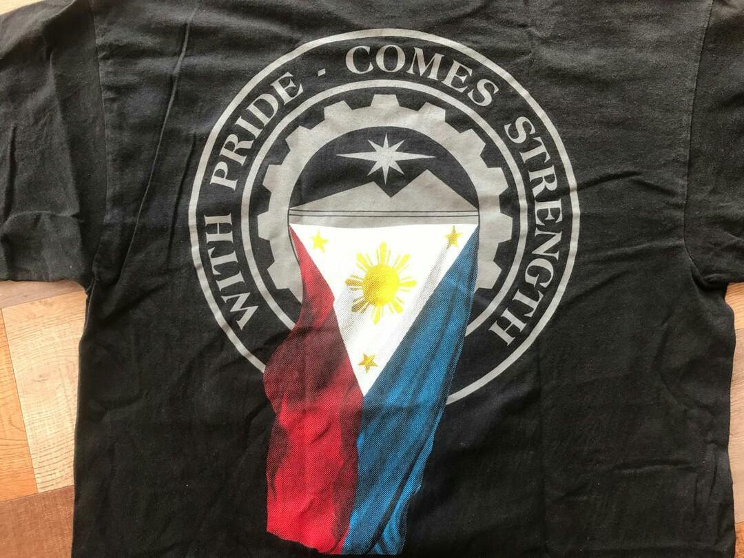 Manny Paccuiau Official Merchandise Shirt