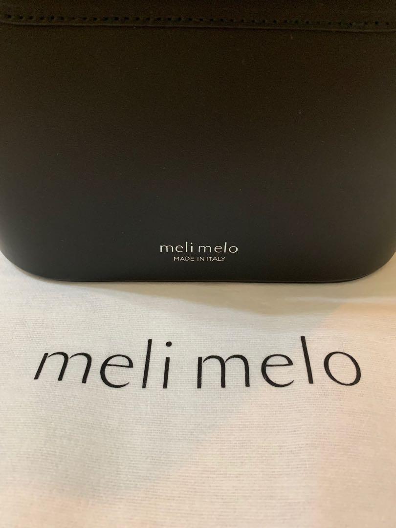 <降價> Meli melo 黑色斜背包