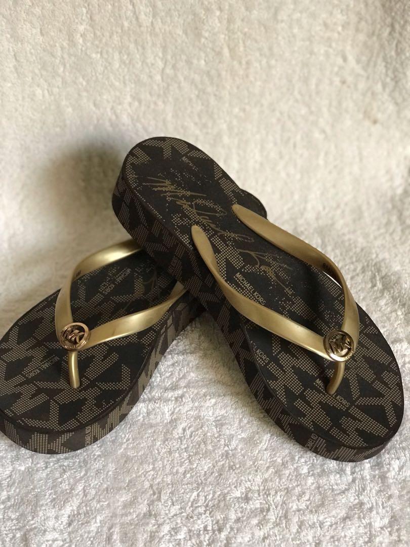 Michael Kors Slippers, Women's Fashion