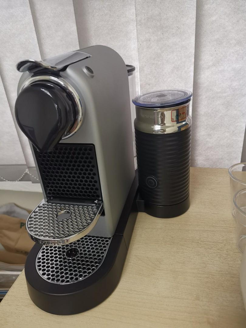 Nespresso Citiz Milk