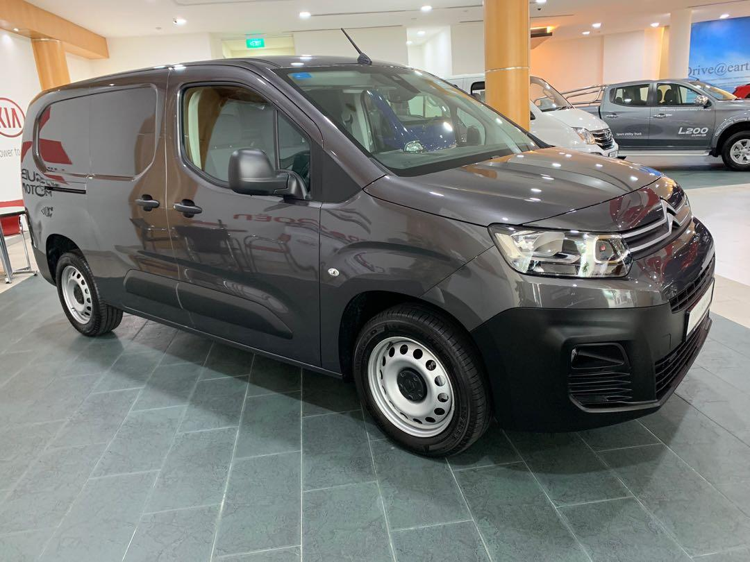 New Citroen Berlingo 1.5 Diesel Auto 8 Speed