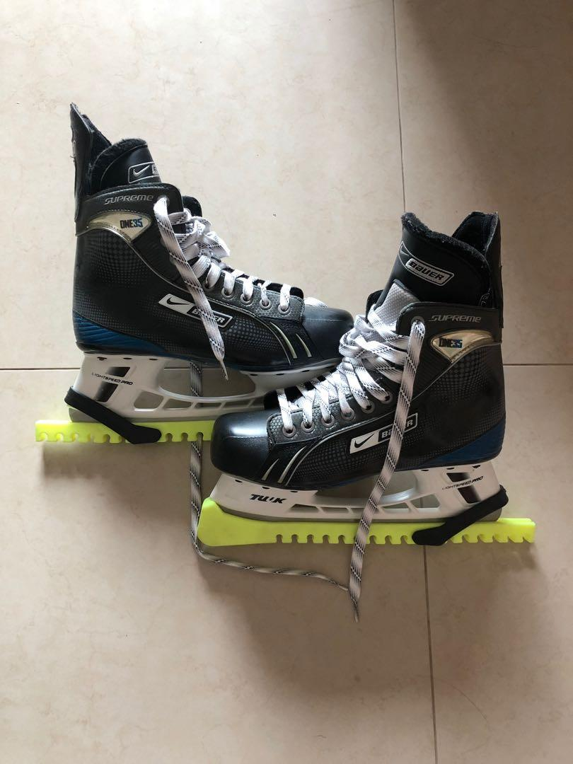 Nike Bauer Supreme ONE 35 Tu'k Super Stainless Steel Ice Hockey