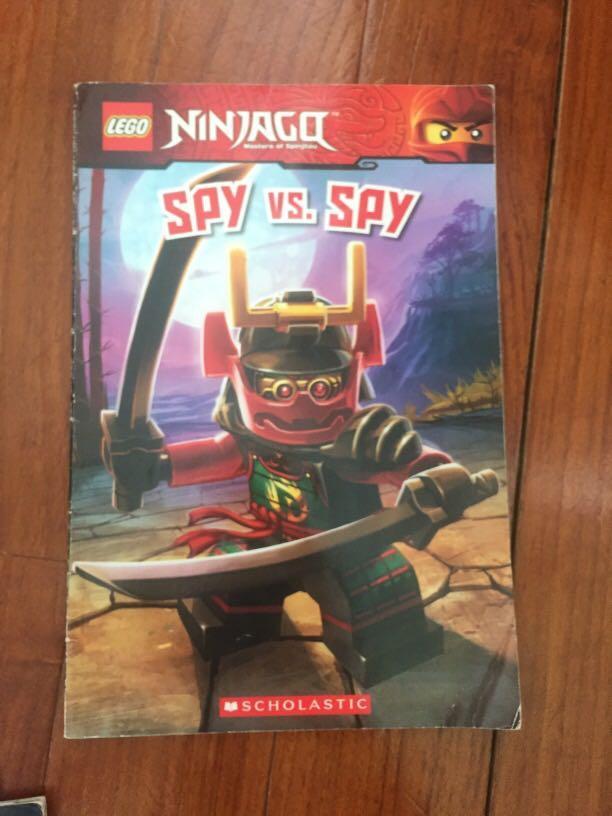 Ninjago - spy vs spy