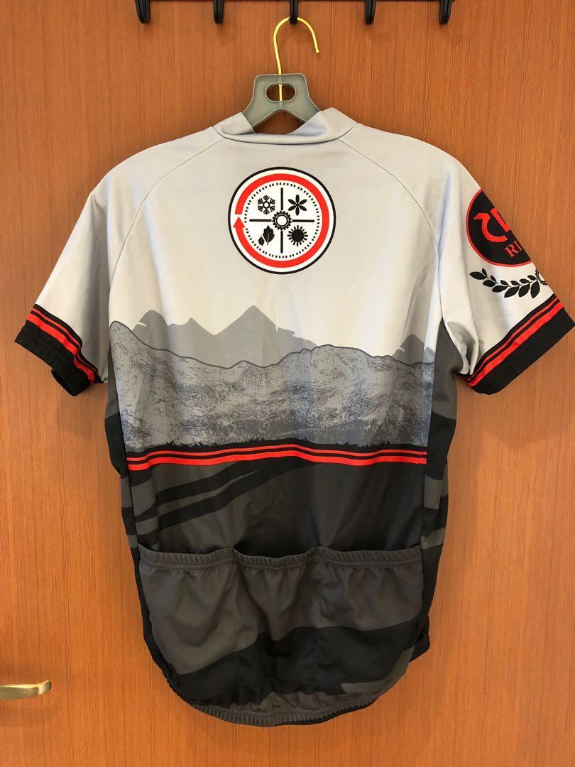 Primal Wear Men Cycling Jersey Size M
