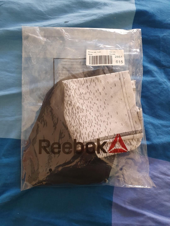 Reebok Crossfit Lux Fade 3/4 Tights