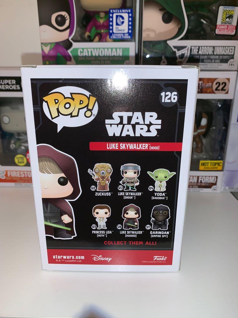Star Wars Luke Skywalker 2017 Galactic Convention Funko Pop Vinyl Figure