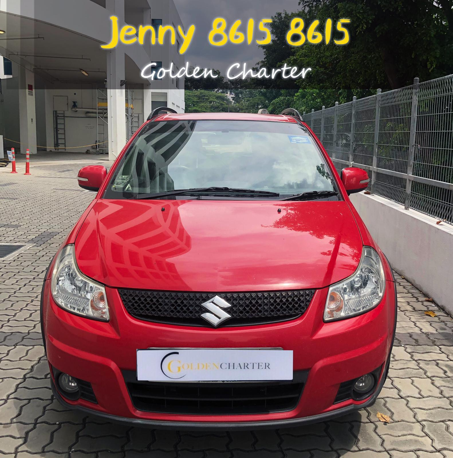 SUZUKI SX4 1.6a Honda Jazz Fit Civic Cars Grab Gojek Or Personal Use Low price and Cheap