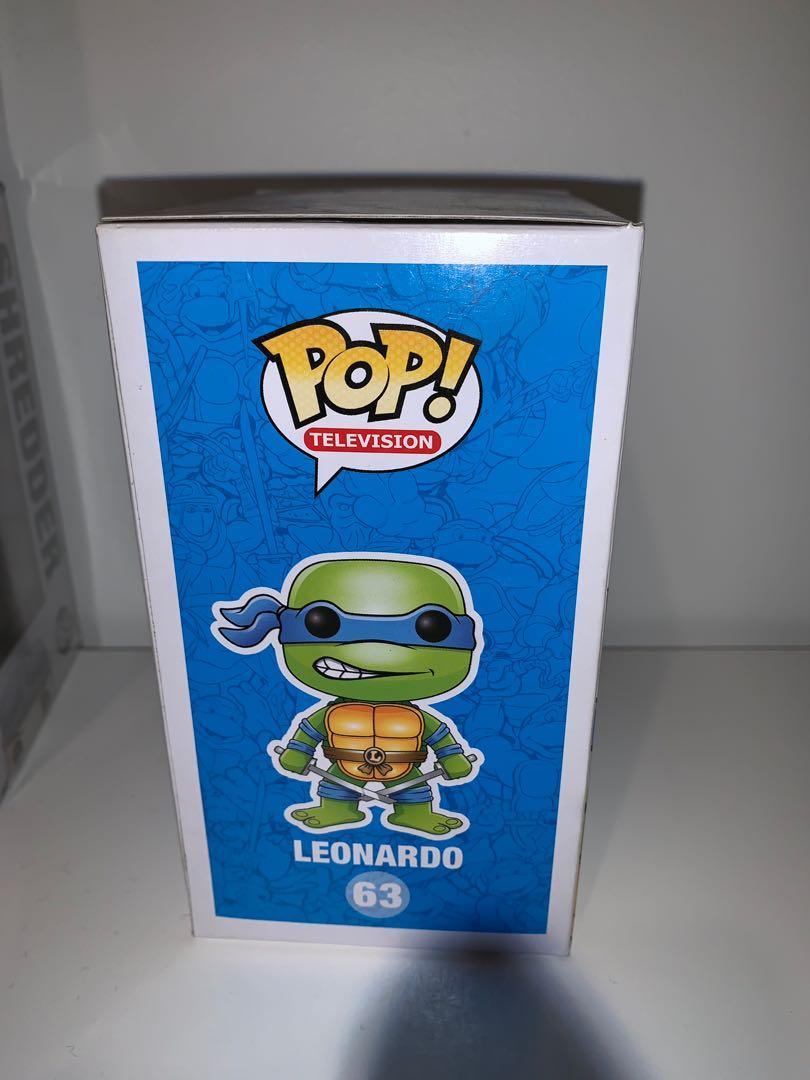 Teenage Mutant Ninja Turtle Leonardo Funko Pop Vinyl Figure