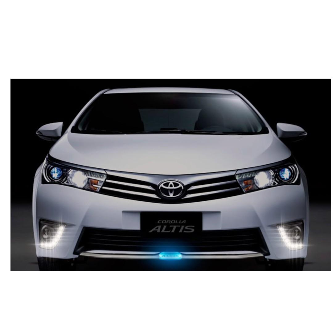 Toyota Altis 1.6A (For PH/Short term/Personal Usage)*