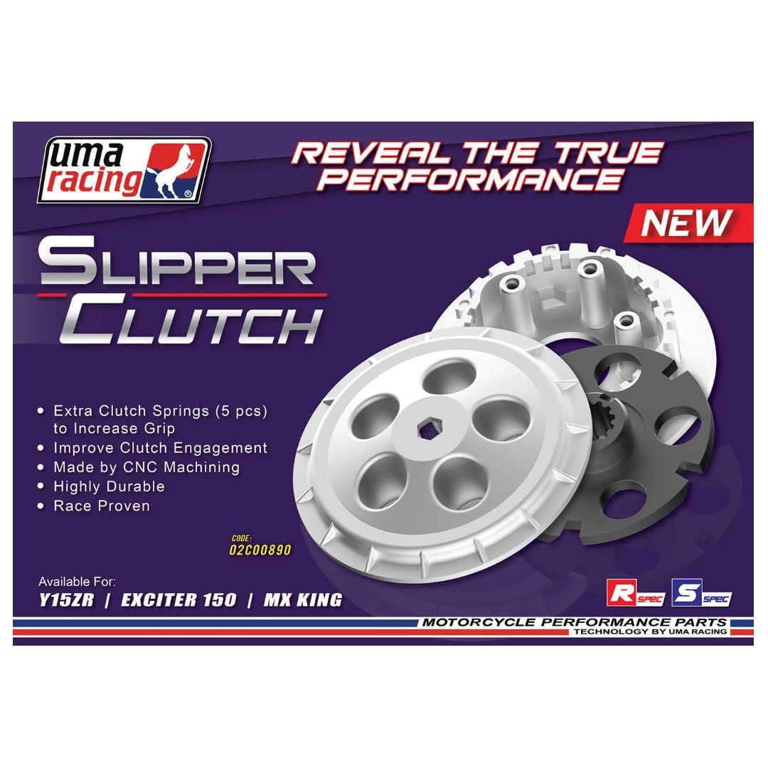 UMA Racing Slipper Clutch for Sniper 150 Y15ZR Exciter 150