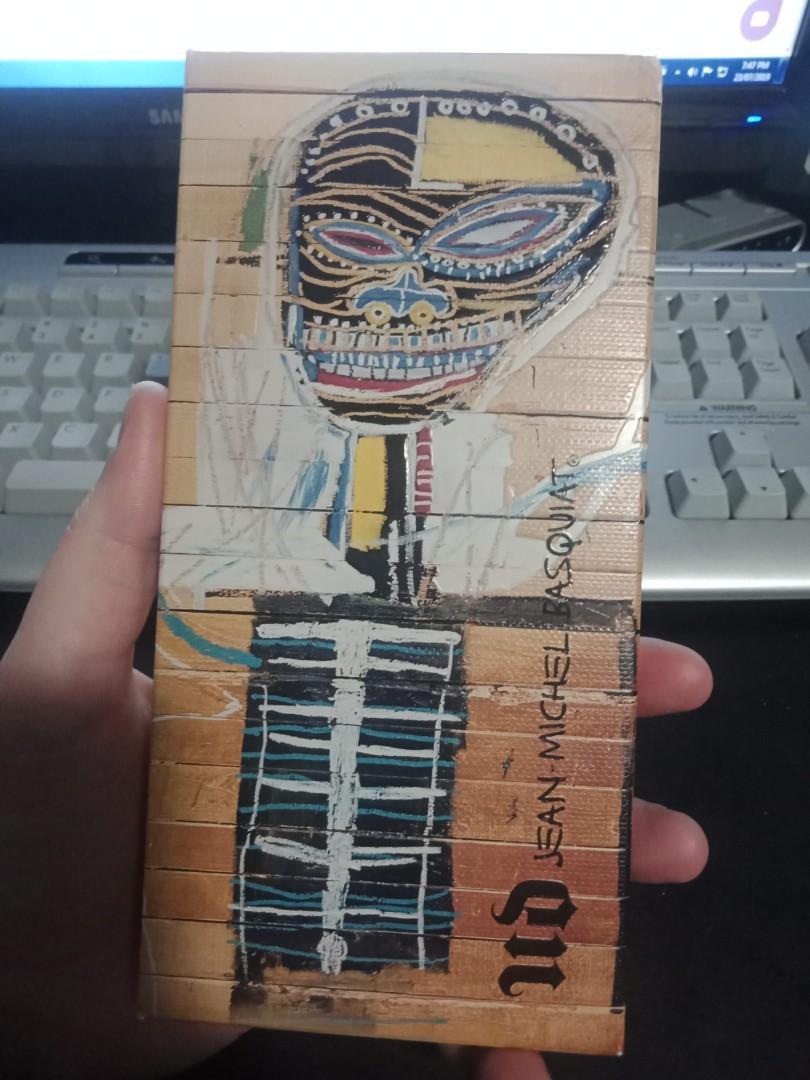 Urban Decay Jean Michel Basquiat limited edition eye palette BNIB