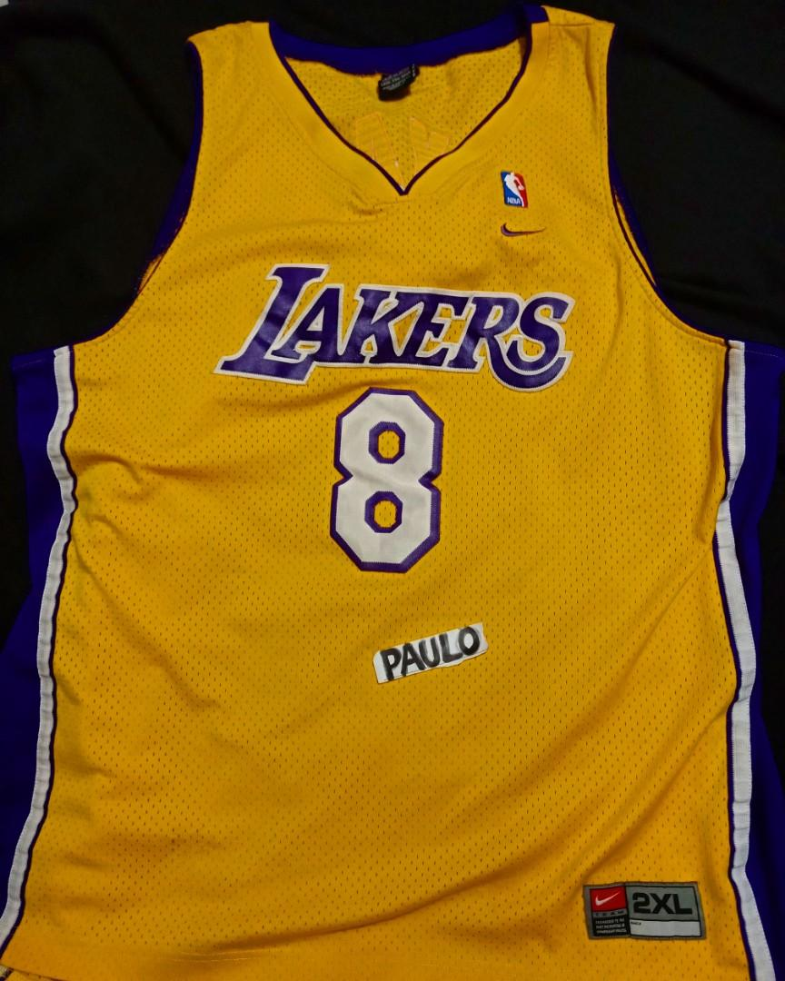 sale retailer 8cb88 6067c Vintage Kobe Bryant Home Jersey on Carousell