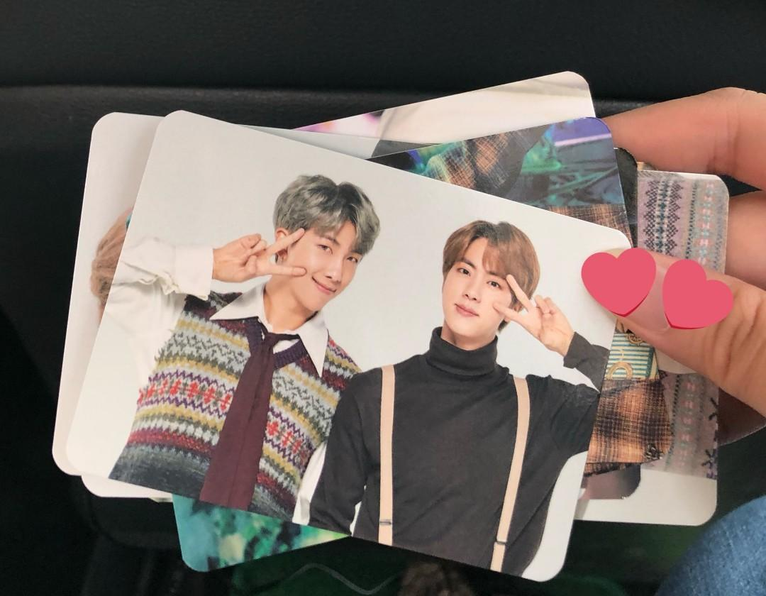 [WTB/LF] BTS 5TH MUSTER RM JIN UNIT MINI PC