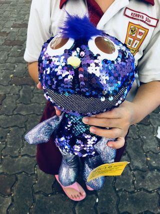 Brand new Sesame Street Toy - full sequins