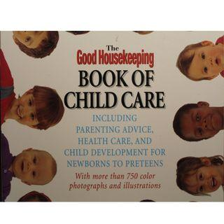 The Good Housekeeping Book of Childcare