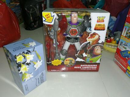 🚚 Pixar Toy story buzz lightyear space man limited figure