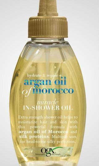 Miracle In-Shower Oil