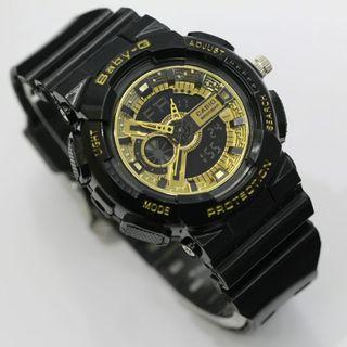 Baby-g dualtime