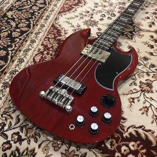 "(Reduced)Epiphone EB3 Bass SG Body 34"" Scale"