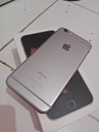 IPhone 6s 32gb fullset mulus