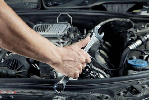 Car servicing and repair